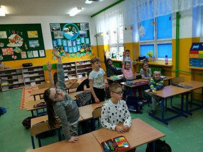 Innowacja pedagogiczna z języka angielskiego w klasie III a