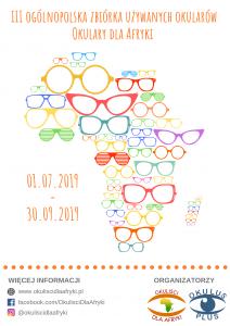 Akcja Okulary dla Afryki