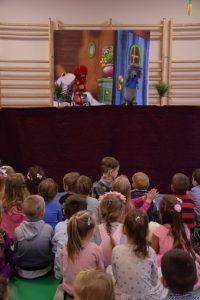 Teatr kukiełkowy w przedszkolu
