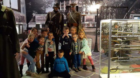 Wizyta grupy III – MISIE w Muzeum Wojska w Białymstoku