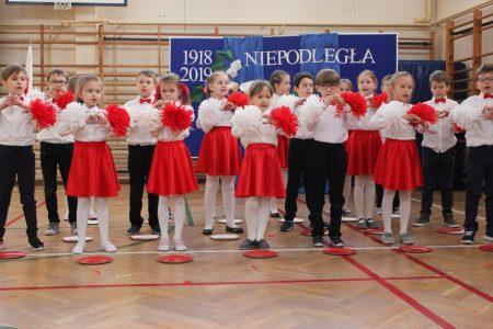 Patriotyczne Śpiewanie w naszej szkole