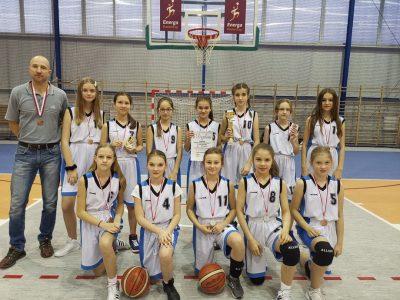 III miejsce dziewcząt w Finale Wojewódzkim w koszykówce