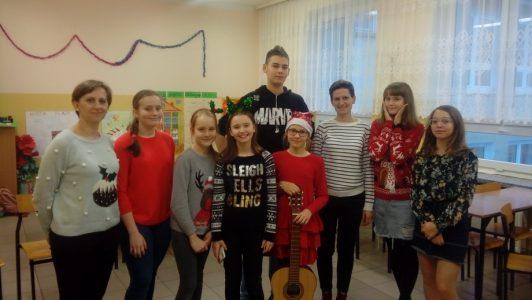Konkurs Angielskiej Piosenki Bożonarodzeniowej