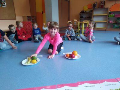 Owocowo – warzywne zmagania w grupie II – SÓWKI