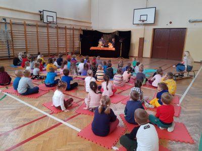 Teatr CoNieco w przedszkolu