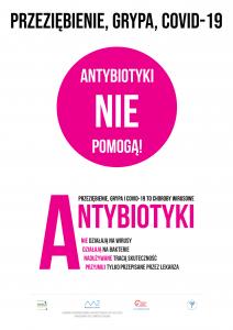 Europejski Dzień Wiedzy o Antybiotykach 2020