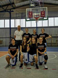 Finał IMS Miasta Białegostoku w koszykówce dziewcząt