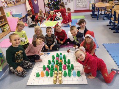 Świąteczny nastrój w przedszkolu