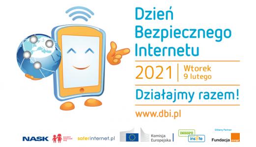 9 luty 2021 Dzień Bezpiecznego Internetu
