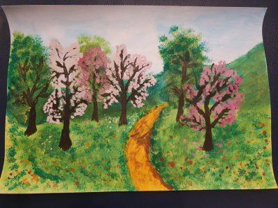 Wiosenne pejzaże