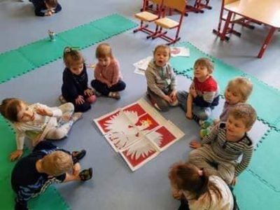 Patriotyczny tydzień w przedszkolu