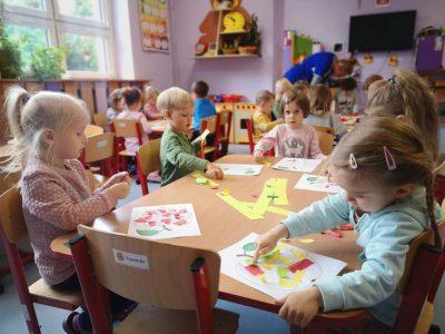 Owocowy tydzień w przedszkolu
